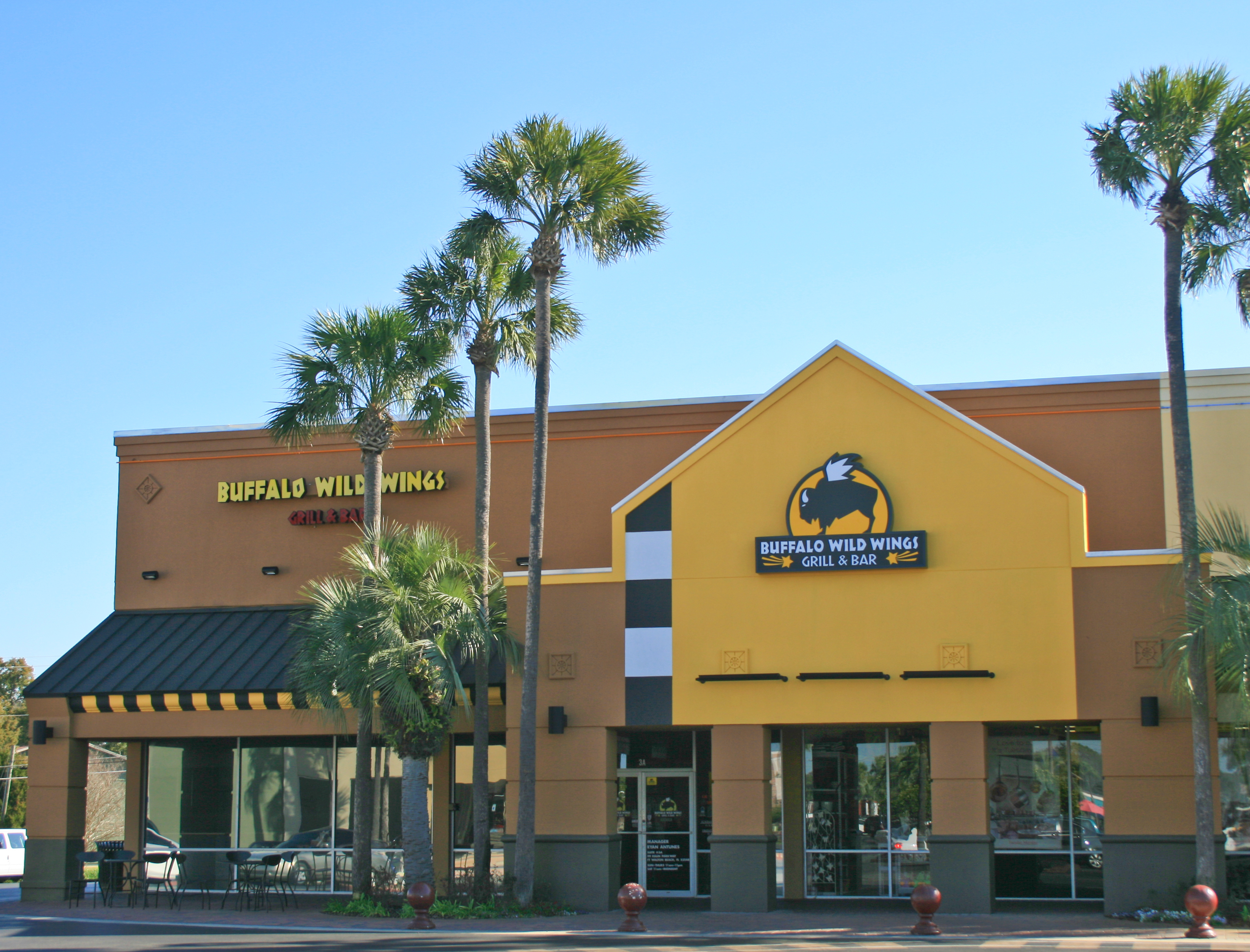Buffalo Wild Wings Fort Walton Beach Fl