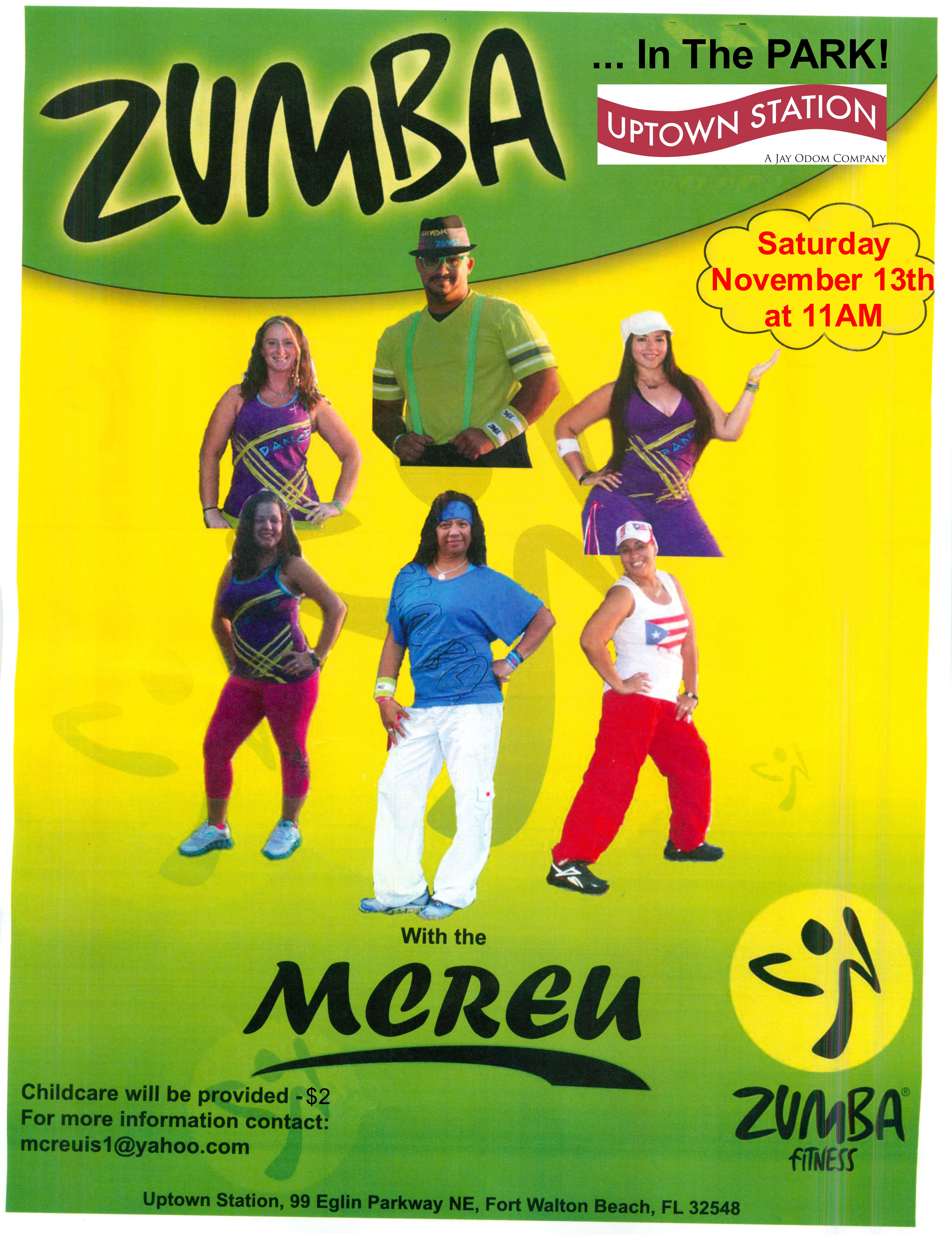 zumba flyers samples brochure software design business flyers try it