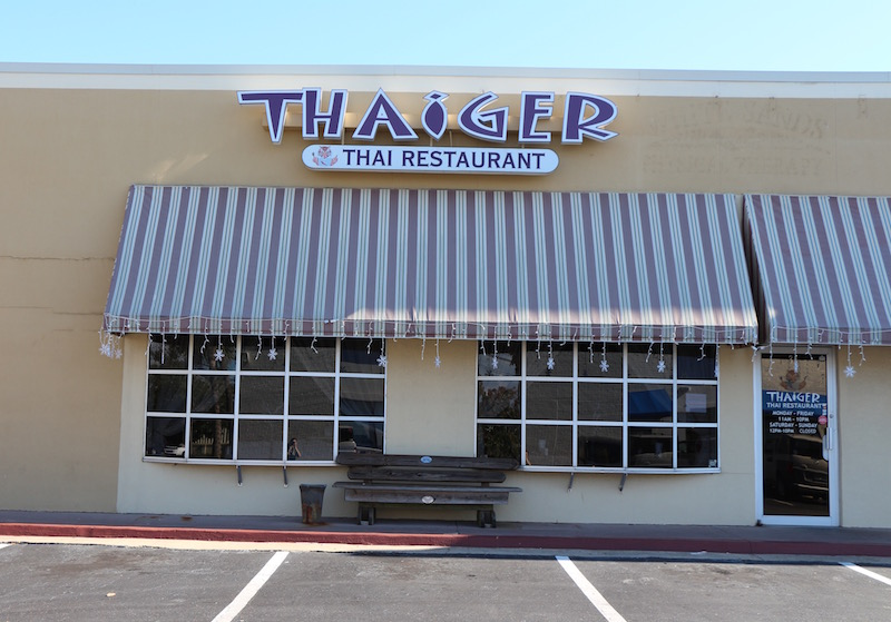 Thaiger Thai Restaurant In Fort Walton Beach Offers Delicious Fresh Food Walk Ins Welcome Delivery Available To Shalimar